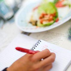 Planejando a dieta: metas e objetivos