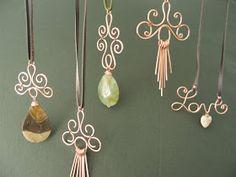 LilyGirl Jewelry: In the Studio: Artful Copper
