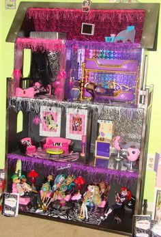 monster high diy furniture - Google Search