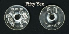 Why does the fifty yen coin have a hole? And other fun facts about Japanesecoins | RocketNews24