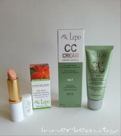 Ciao! Mai provato i prodotti Lepo Cosmetici? Nel mio post la review della CC Cream e del correttore in stick! ;) http://blog.pianetadonna.it/innerbeauty/lepo-cc-cream-correttore-in-stick/