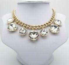 Posh Little K - CAROL NECKLACE, $24.00 (http://www.poshlittlek.com/carol-necklace/)