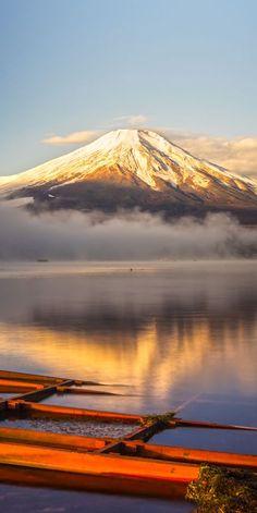 Mont Fuji, Île d'Hon