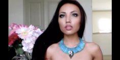Pocahontas make-up tutorial Promise Tamang Phan