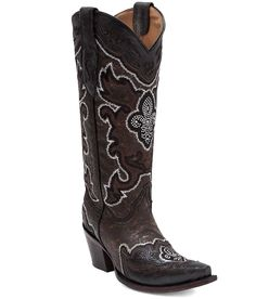 Corral Cecily Cowboy Boot - Women's Shoes & Western Boots | Buckle
