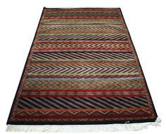 """Hand-knotted Persian Carpet Rug 4'48""""x6'72""""  Wool Rug Cashmere wool Oriental Rug #Unbranded #carpet Oriental Wool Rugs, Wool Carpet, Rugs On Carpet, Wool Rug, Rug Wall Hanging, Oriental Rug, Hanging, Oriental, Floor Area Rugs"""