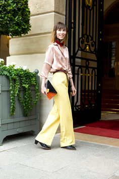 Couture Culture: The Best Street Style from Paris - July 2016