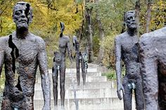 Memorial to the Victims of Communism - Base of Petřín hill, Újezd street