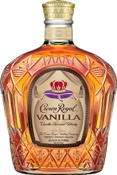 To create this extraordinary blend, Crown Royal whiskies are carefully selected by our master blender and infused with the rich flavor of Madagascar Bourbon Vanilla. The result is a uniquely sophisticated whisky, bursting with the bold flavor of vanilla and the distinctive smoothness of Crown Royal.