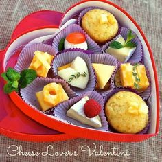 The perfect Valentine gift idea for your cheese loving sweetheart! Learn to make at http://Teaspoonofspice.com