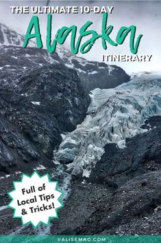10 Days in Alaska: The Ultimate Itinerary & Guide Planning a trip to Alaska? Here's how to plan a Alaska itinerary, including local tips from the 15 years I lived in Alaska and worked in hospitality. Alaska Cruise, Alaska Travel, Travel Usa, Alaska Trip, Canada Travel, Cool Places To Visit, Places To Travel, Travel Destinations, Alaska Adventures