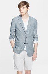 Blazers & Sport Coats for Men Tuxedo Jacket, Suit Jacket, Mens Sport Coat, Sport Coats, Cotton Blazer, Casual Blazer, Young Fashion, John Varvatos, Blazers For Men
