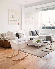 La mecedora Eames: el complemento ideal para tu living