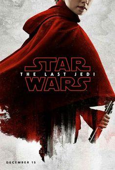 The Last Jedi Poster- Rey