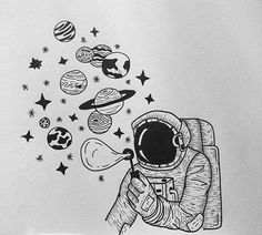 35 Cool Easy Whimsical Drawing Ideas Things to Draw – Galaxy Art Art Drawings Simple, Space Drawings, Sketches, Galaxy Drawings, Art Images, Art Drawings, Drawings, Galaxy Art, Art