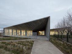 Nursery School in Haro, Haro, 2013 - taller básico de arquitectura