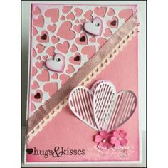 pre order ninis things envelope inserts hearts Hearts, Envelope, Notebook, Envelopes, Heart, Place Settings, The Notebook
