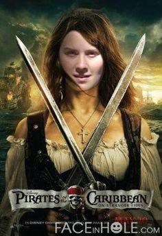 Pirate Jasmine - Gunner's Mate!