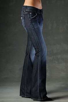 "They call their ""tall"" jeans ""supermodel"" AND they fit like a dream."