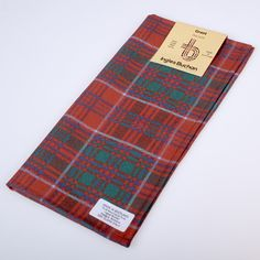 Woven on Scotland from ScotClans - Order your's today from ScotClans