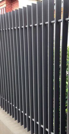 metal fence balustrade steel google search