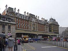 Description Victoria Station, London SW1 - geograph.org.uk - 1133121 ...