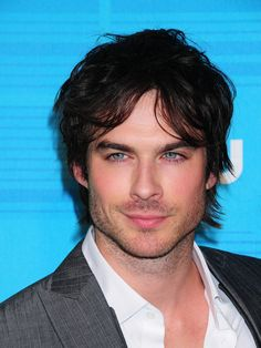 Can't get enough of #VampireDiaries cutie #IanSomerhalder