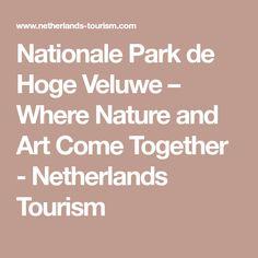 Nationale Park de Hoge Veluwe – Where Nature and Art Come Together - Netherlands Tourism