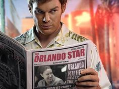 Dexter would have gave Casey Anthony justice!!! hahaha