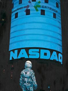 Astronaut Painting - Nasdaq by Scott Listfield The Jetsons, Magic Realism, Cool Paintings, Got Print, Picture Wall, Fine Art America, Oil On Canvas, Design Inspiration, Wall Art