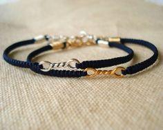 Silk Macrame Friendship Bracelets