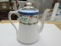 Royal Albert Crown China Tea Coffee Pot | eBay