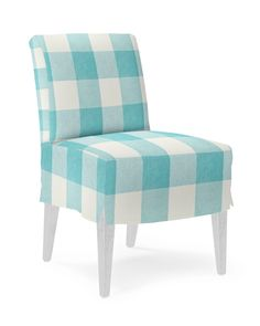 Jackson Side Chair - Slipcovered - Chairs | Serena and Lily