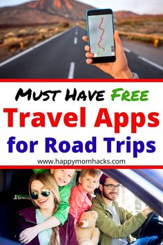 Get the Best Free Travel Apps for Road Trips for a stress-free vacation. Find the fastest travel routes, hotels, cheapest gas Wisconsin Vacation, Wisconsin Dells, Florida Vacation, Best Travel Apps, Free Travel, Travel Tips, Road Trip Planner, Travel Planner, Travel With Kids