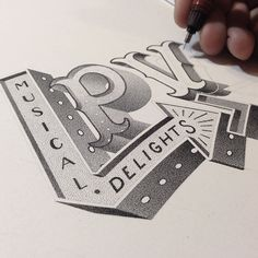 Hand stippled Neon sign for the French Youtuber PV NOVA.• 0,10mm nib• 80 hours of inking• 21x42 cm