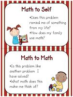 Here's a set of posters on making mathematical connections.