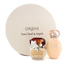 Oriens Coffret: Eau De Parfum Spray 50ml-1.7oz + Body Lotion 150ml-5oz (Round Box) - 2pcs
