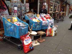 voerinzameling 25 jan. 2014 Pets Place Alkmaar