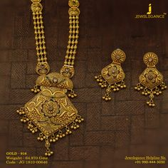 Gold 916 Premium Design Get in touch with us on Gold Jewelry For Sale, Gold Wedding Jewelry, Gold Bangles Design, Gold Jewellery Design, Gold Mangalsutra Designs, Anklet Jewelry, Jewelry Stores, Gold Necklace, Laddu Gopal