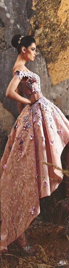 Spring 2017 Haute Couture Ali Al Khechen
