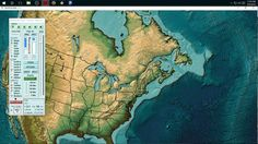 9/3/2016 New EQ Unrest hits West coast + Midwest USA -- 𝔼𝕒𝕣𝕥𝕙𝕢𝕦𝕒𝕜𝕖𝟛𝔻 𝓵𝓲𝓿𝒆 𝓼𝓽𝓻𝒆𝓪𝓶 - #Dutchsinse