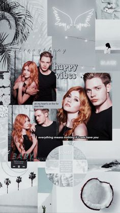Clary Fray, Clary Et Jace, Shadowhunters Malec, Clace, Insurgent Quotes, Divergent Quotes, Divergent Funny, Dominic Sherwood, One Direction Wallpaper