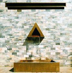 Aldo Rossi, Via Croce Rossa Monument, Milan, Italy, 1988