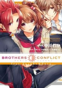 Brothers Conflict feat Fuuto e Yusuke