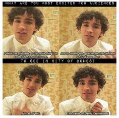 Robert is so funny!