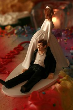 The Bachelor Party Cake Topper