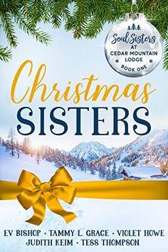 Book Club Books, Book 1, New Books, Books To Read, Christmas Lodge, Christmas Books, Christmas Time, Sisters Book, Soul Sisters