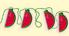 watermelon lights