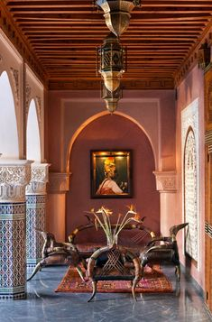 La Sultana. Marrakesh, Morocco