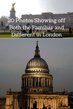 20 Photos Showing off Both the Familiar and Different in London